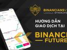 Binance Futures là gì?